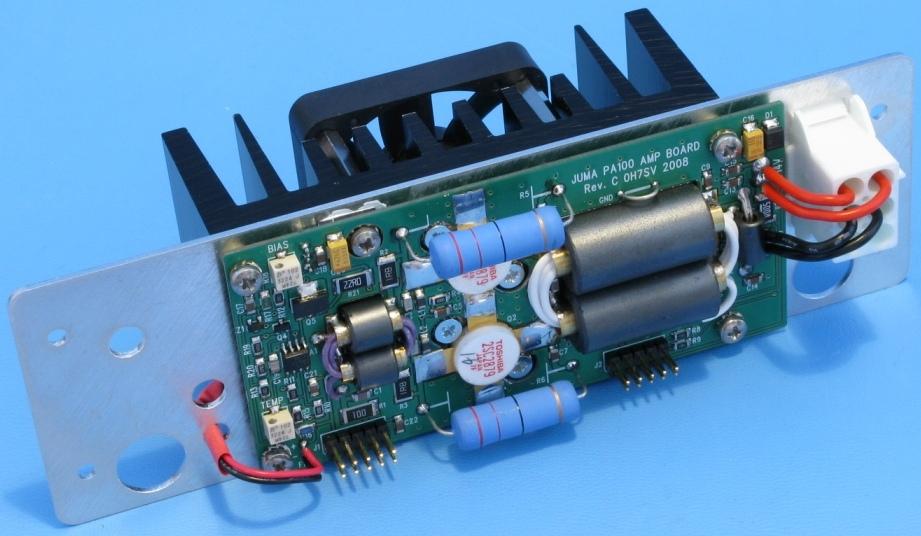 Homebrew linear amplifier hf