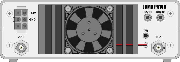 JUMA PA100 100 W Linear Amplifier