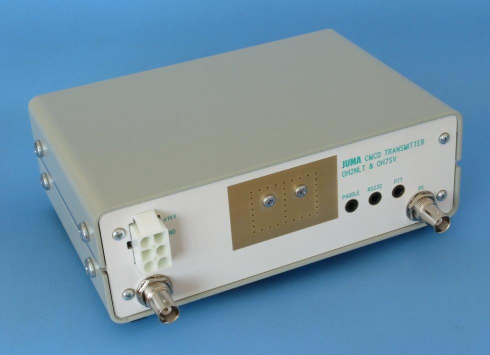 JUMA TX136 136 kHz Transmitter